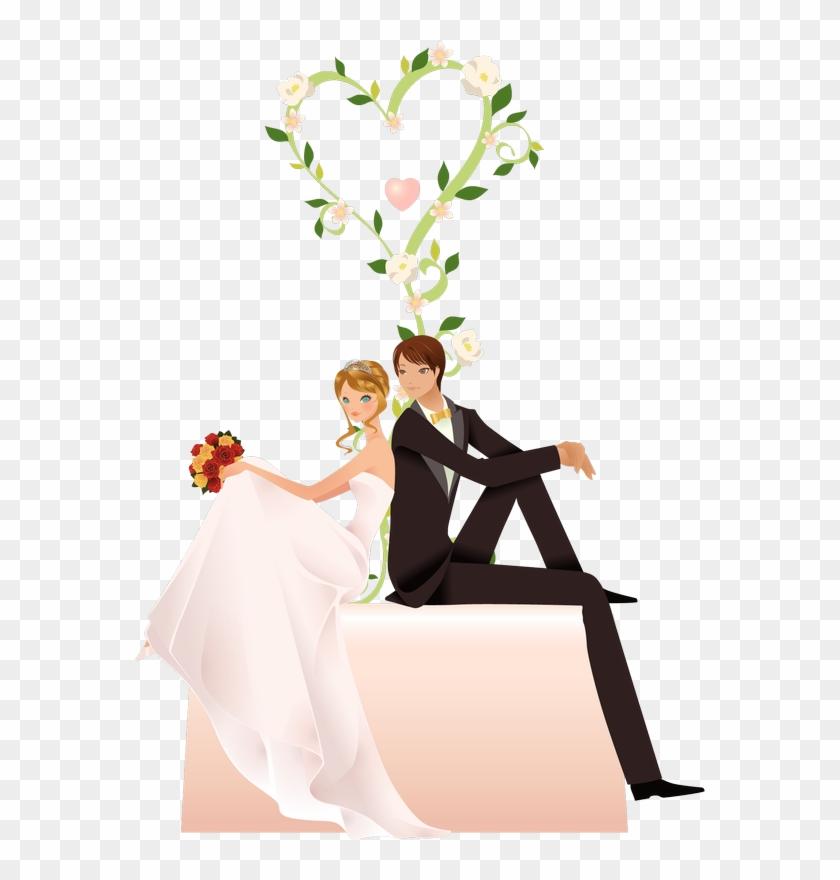 Wedding Invitation Bridegroom Animation Animated Wedding
