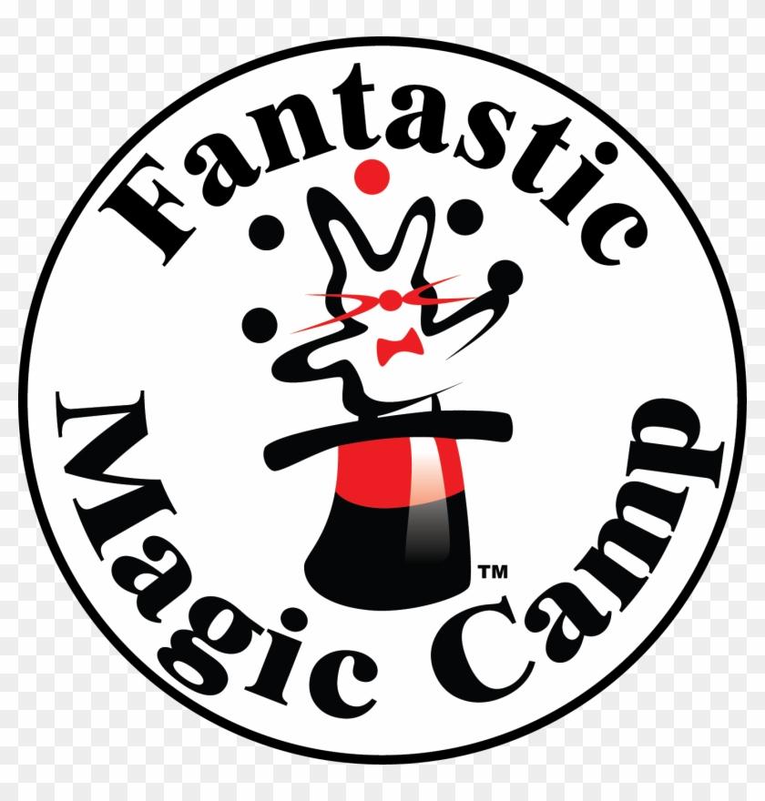 Fantasticmagiccamp - Fg Calderon Integrated School Logo #533149