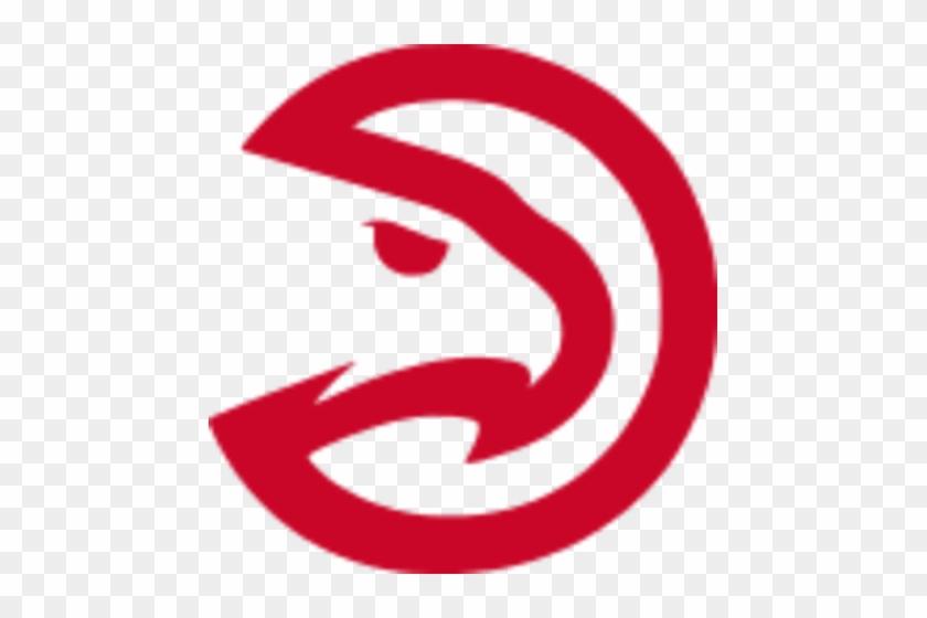 Atlanta Hawks - Nba Atlanta Hawks Logo #533896