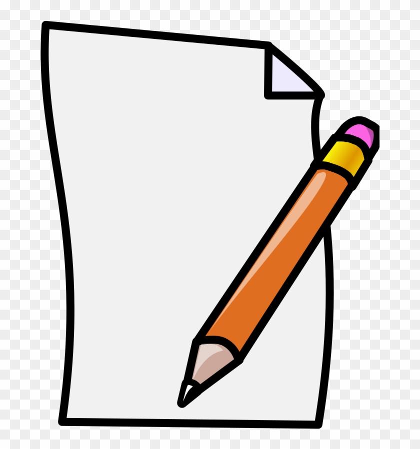 Paper And Pencil Game Paper Clip Clip Art - Doodles Coloring Book ...