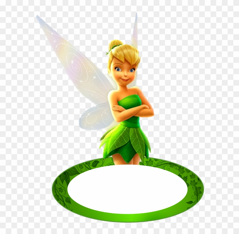 photograph relating to Pokemon Cupcake Toppers Printable called Absolutely free Tinkerbell Bash Plans - Tinkerbell Cupcake Toppers