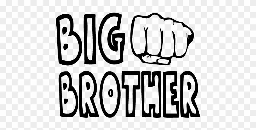 Big Brother Clip Art