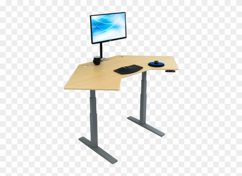 Awesome Olympus Corner Standing Desk Computer Desk Free Download Free Architecture Designs Grimeyleaguecom