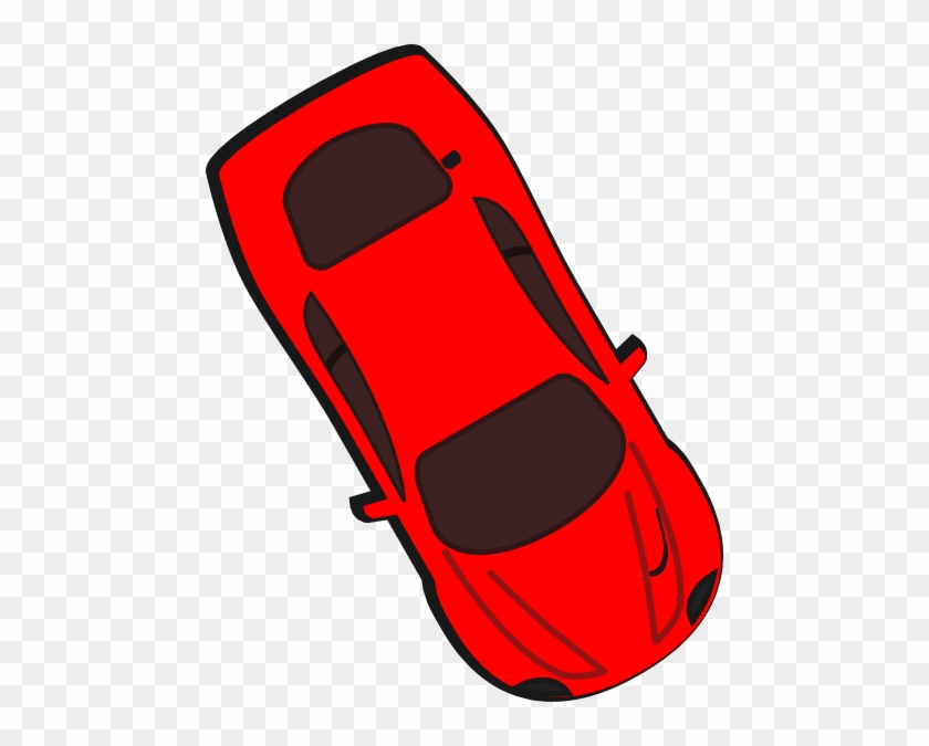 Top View Of A Cartoon Car Free Transparent Png Clipart Images Download
