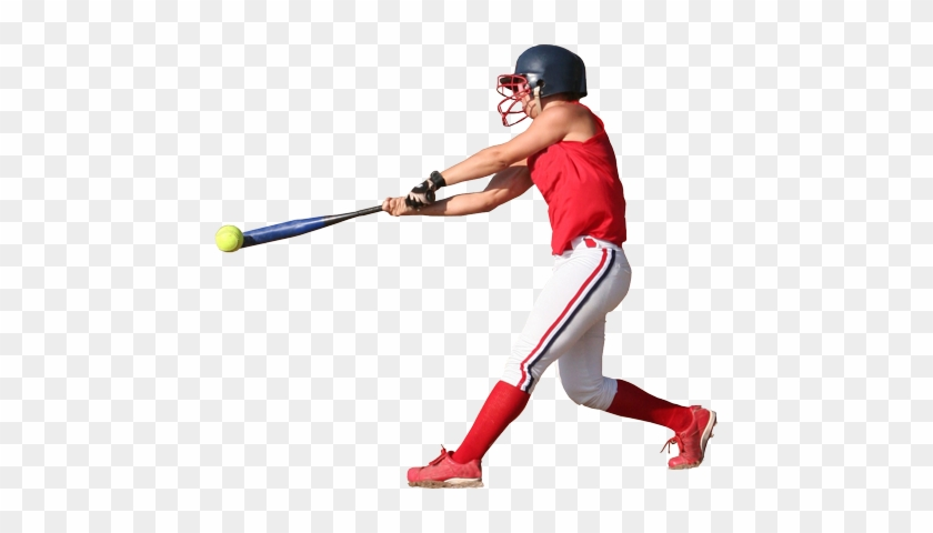 Players Ages 6-14 - Girls Playing Softball #535686