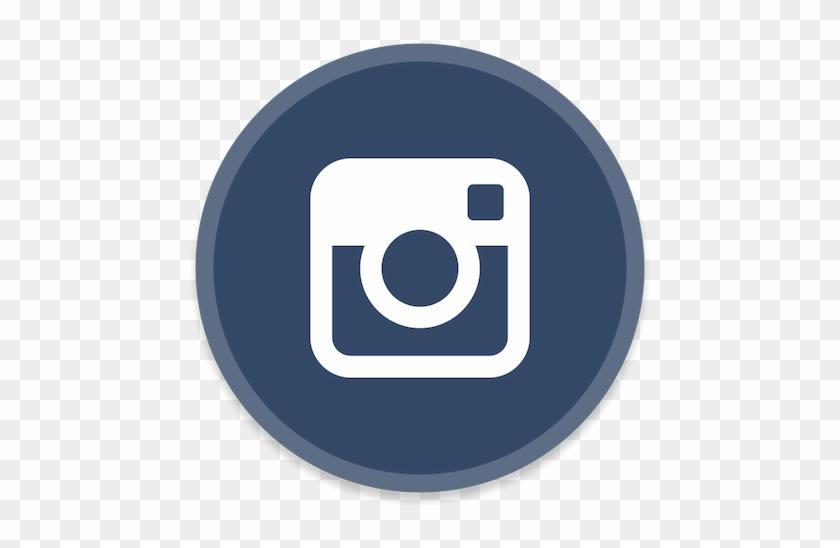 Instagram Icon - Facebook Twitter Instagram Linkedin Icons On Transparent #536394
