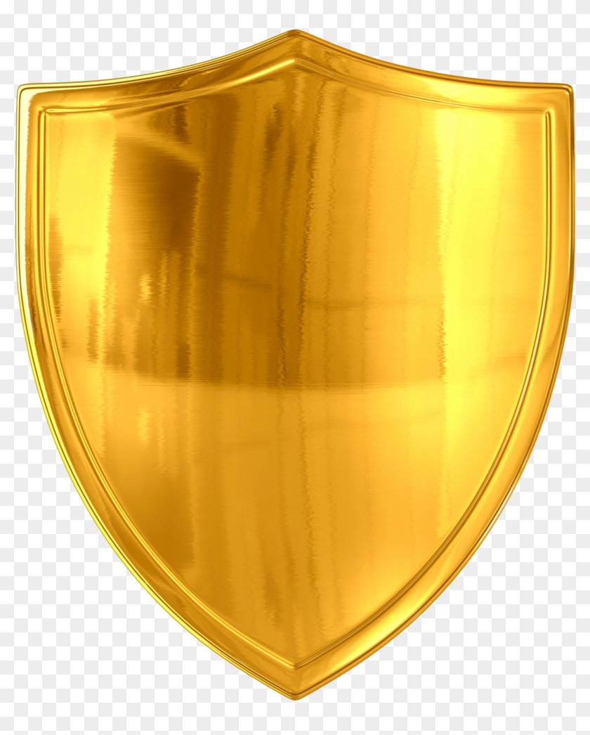 Shield Sword Gold Photography - Gold Shield - Free