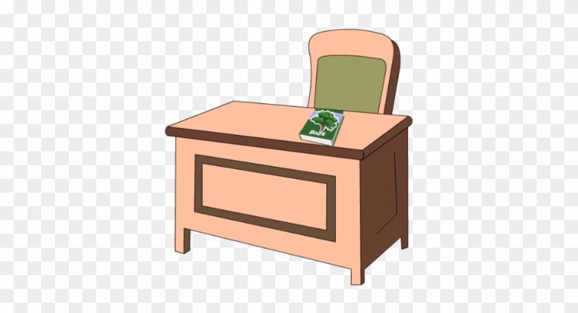 Photo Gallery Of The Teacher Desk Teacher Desk Free Transparent Png Clipart Images Download