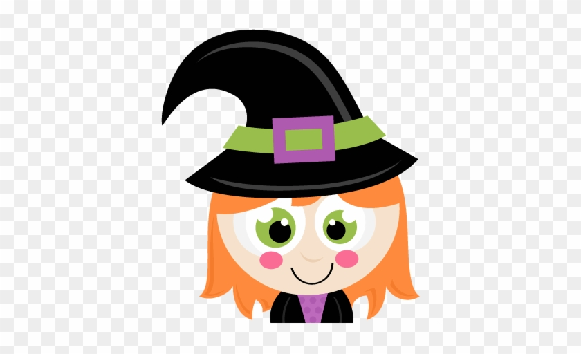 Witch Svg Scrapbook Cut File Cute Clipart Files For - Halloween #537458