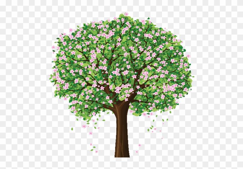 13 Oct 2014 - Spring Tree Clipart #538517