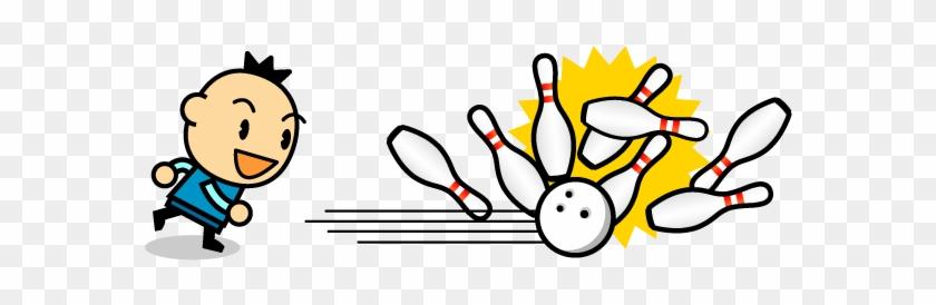 Sports Clipart Free Bowling Clipart To Download,bowling - Ten-pin Bowling #539171