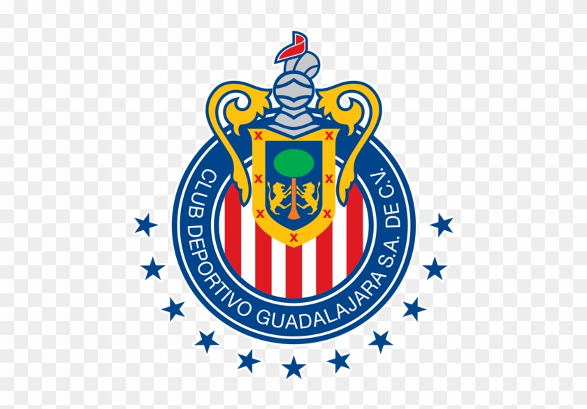 How To Get Dream League Soccer Kits And Logos - Chivas Dream League Logo #539209