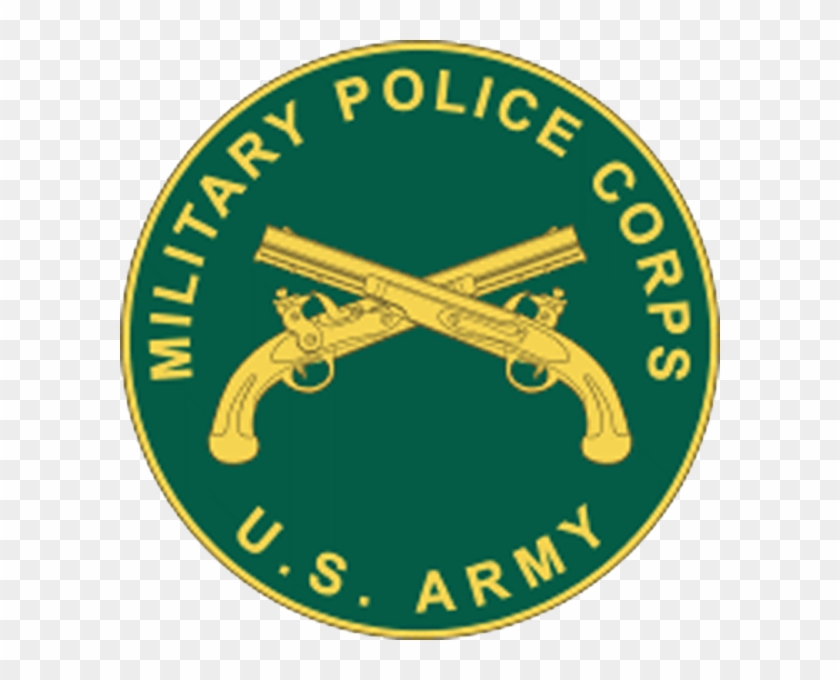 Military Police And - Us Army Military Police Flag #539866