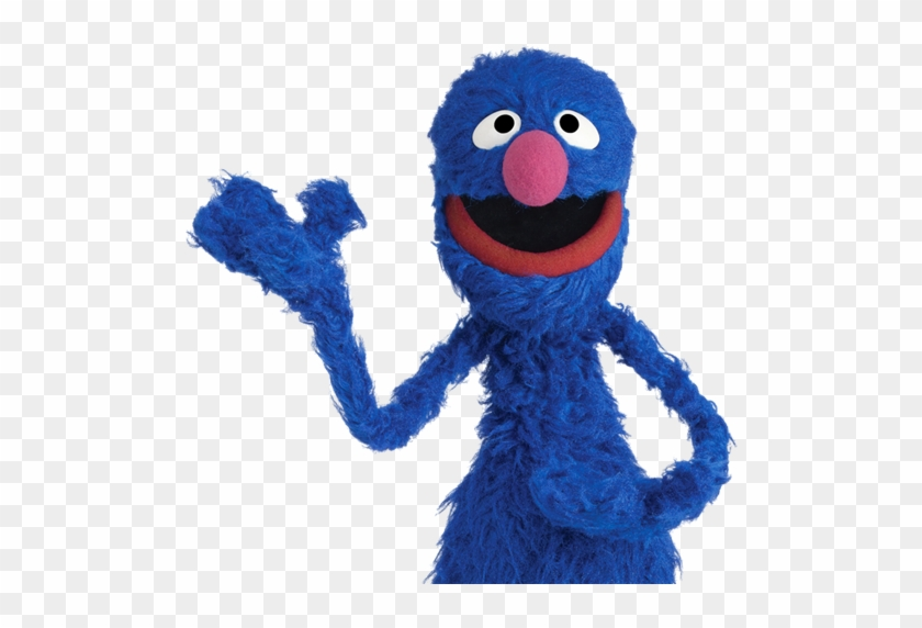 Explore The Tools In The Kit - Grover From Sesame Street #540085