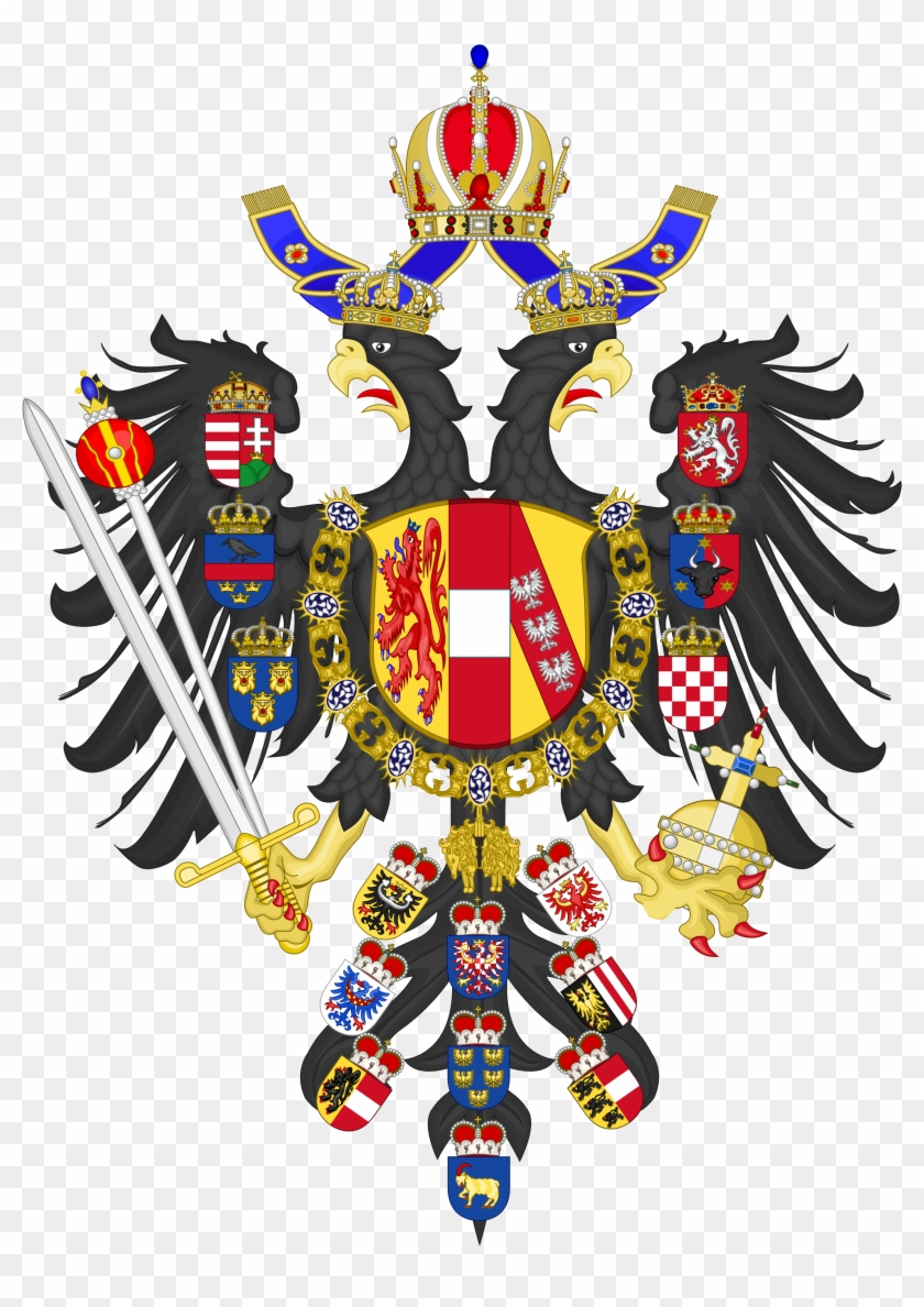 Coat Of Arms Request By Fennomanic Coat Of Arms Request - Coat Of Arms Of Holy Roman Empire #540530