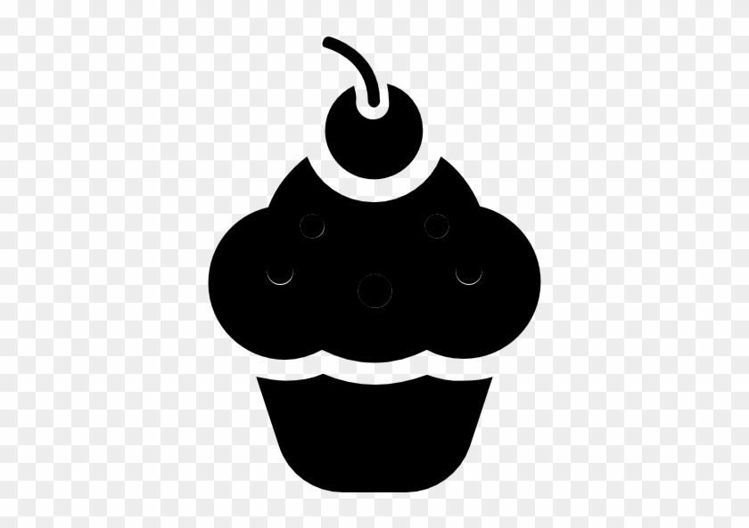 Cupcake I Free Icon - Muffin Svg #540657