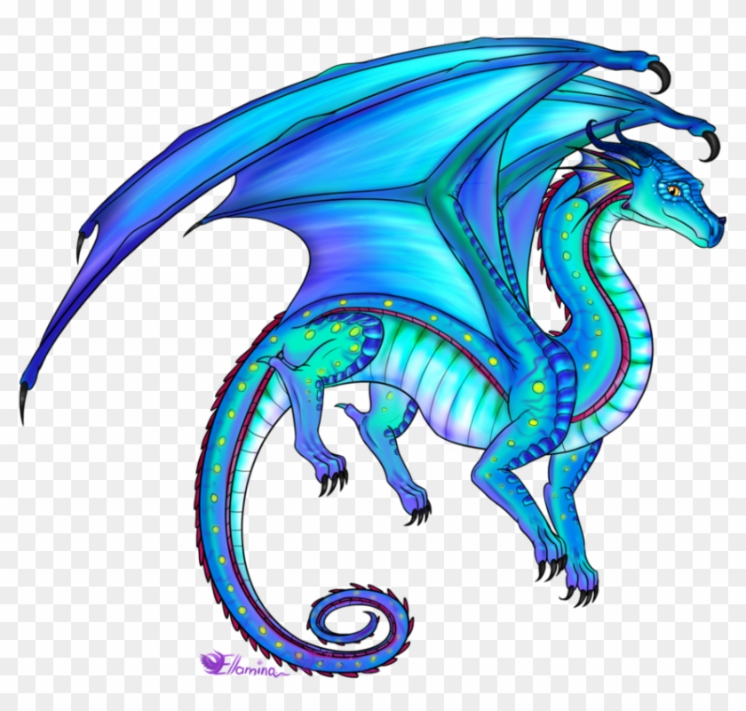 Wings Of Fire Nightwing Drawing Winter Turning Dragon Wings Of