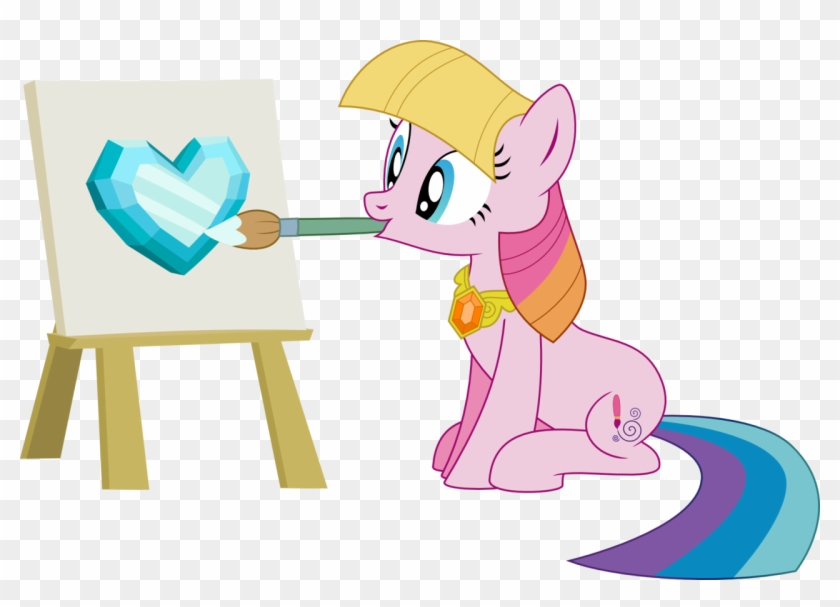 Kaylathehedgehog, Crystal Heart, Elements Of Harmony, - Toola Roola From My Little Pony #540808