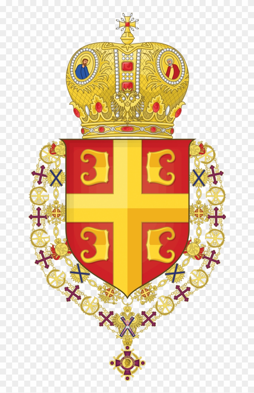 Activity - Byzantine Coat Of Arms - Free Transparent PNG