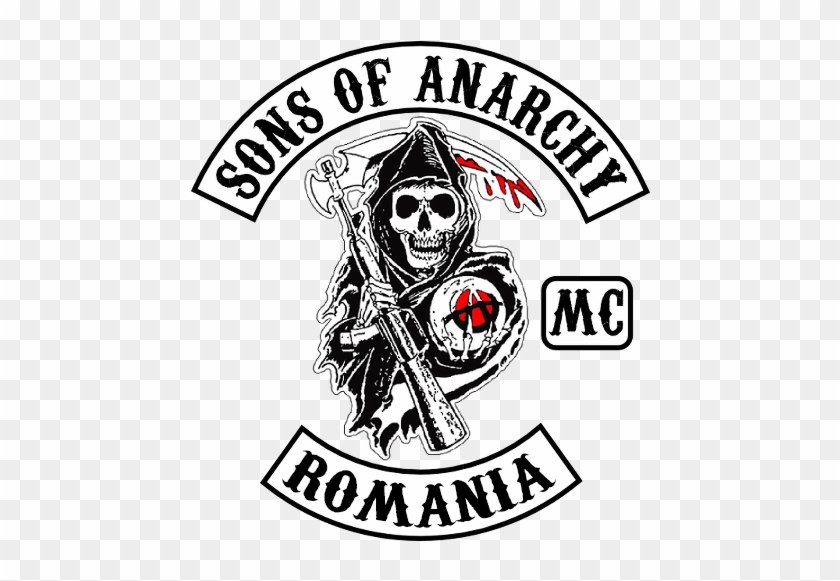 Sons Of Anarchy Custom Logo Emblems For Gta 5 Grand Sons Of