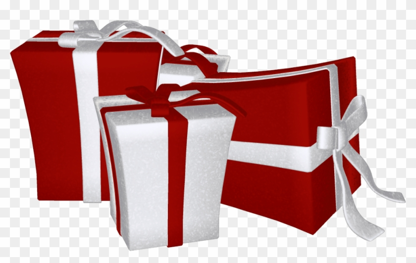 Christmas Presents Clip Art - Happy Holidays Graphics #541679