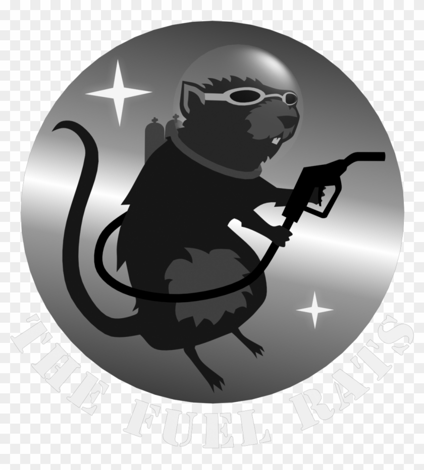 Fuel Rats Logo - Elite Dangerous Fuel Rats - Free