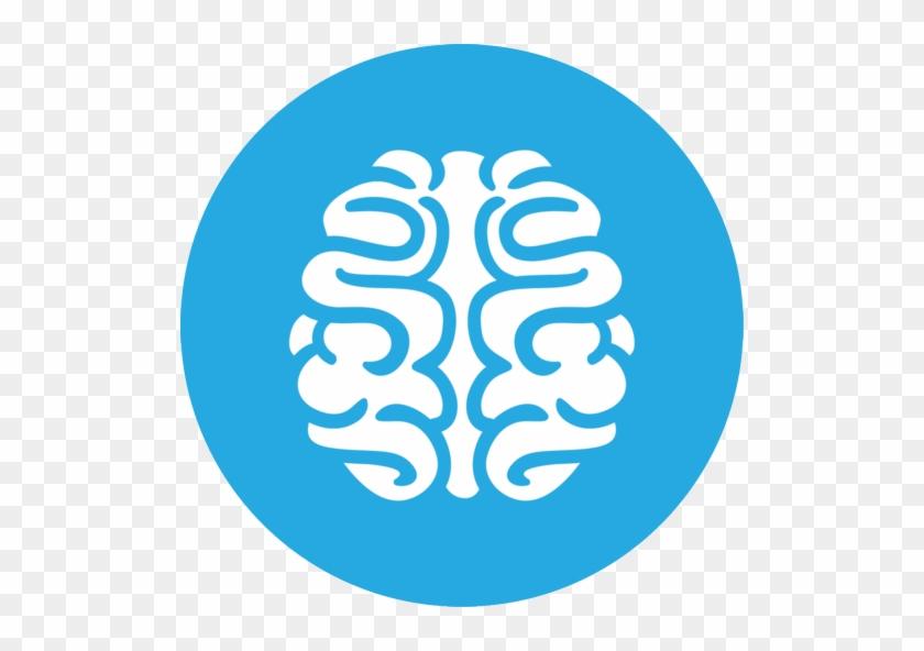 Brain Games Icon Png - Flat Brain Icon - Free Transparent