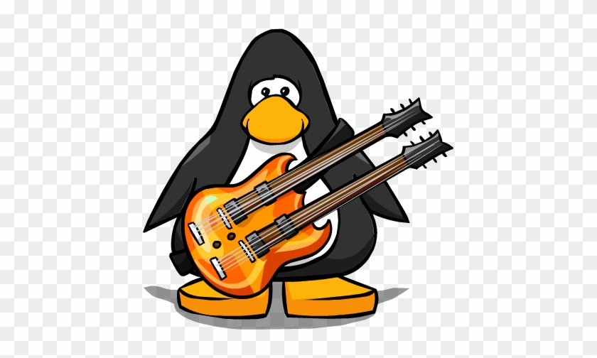 Gitar Images - Club Penguin #94455