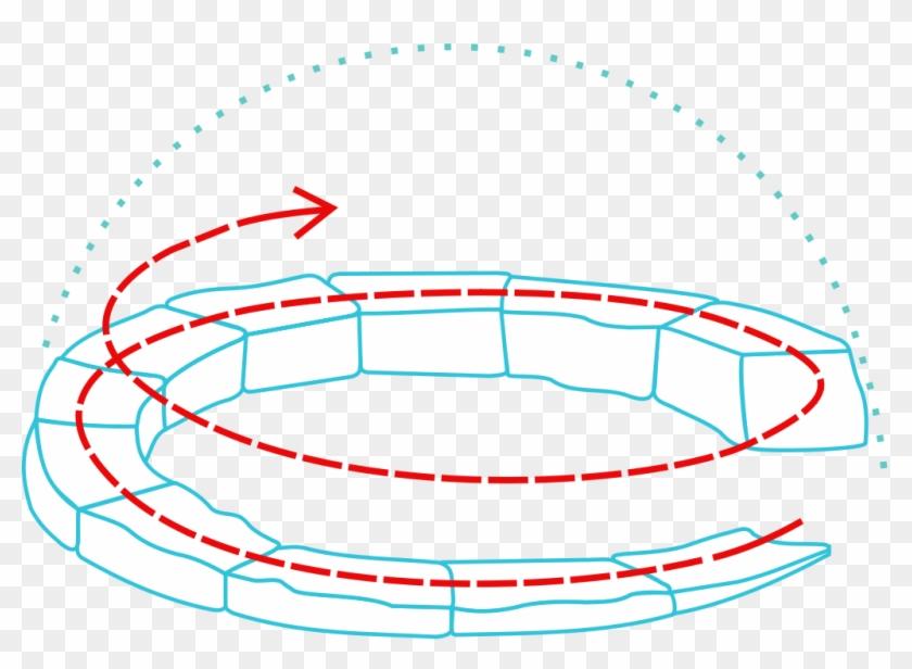 File - Igloo Spirale - Svg - Wikimedia Commons - Igloo - Construccion De Un Iglu #94548
