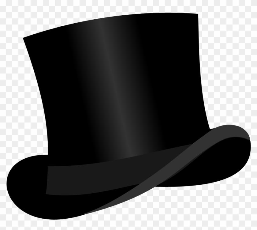 Top Hat - Black Top Hat Clipart #94583