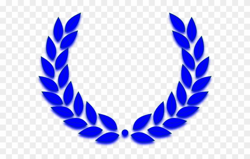 Clip Art Medal - Laurel Wreath #94640