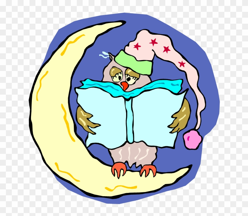 Bed Time Pajama Clipart Clipart Kid - Pajama Story Time #94656