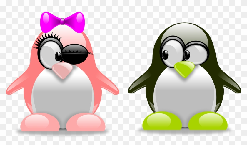 Valentines Day Couple Png High-quality Image - Fun Facts About Penguins #94985