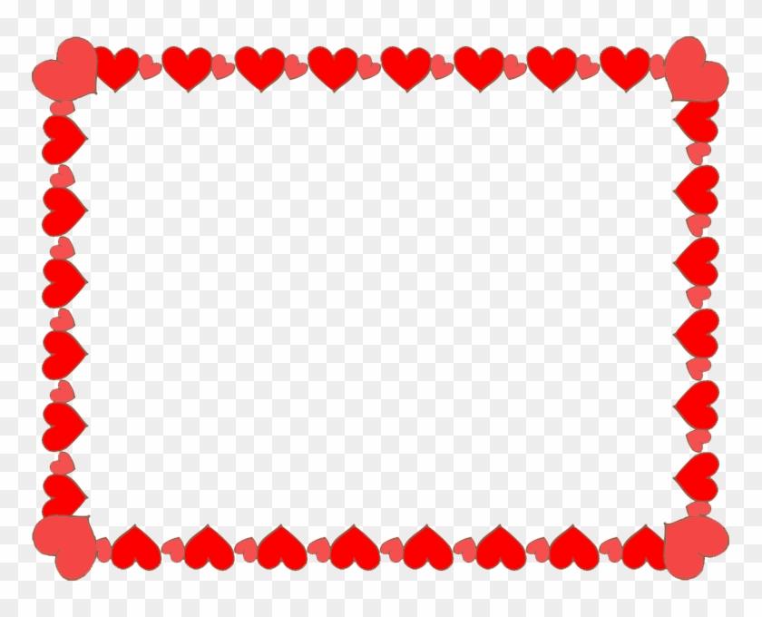 Heart Frame By Queengoddesstv - Hearts Border #94992