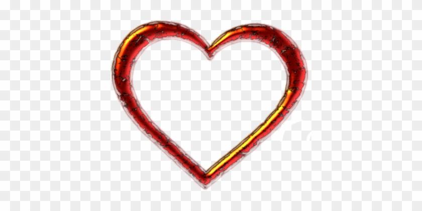Psd Detail - Heart Clip Art #95008