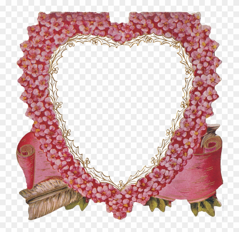 Posts From April 2013 On Wings Of Whimsy - Heart Frame With Clear Background #95015