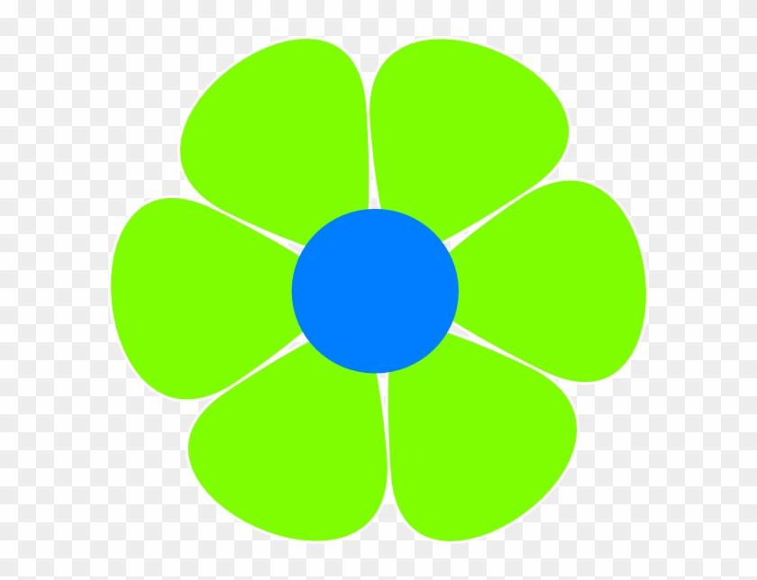 Flower Power Clipart #95260