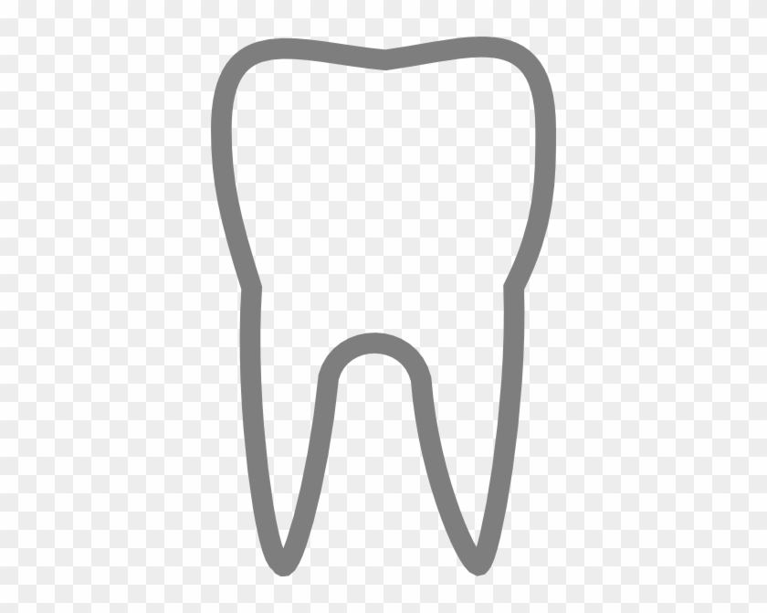 Tooth - Clipart - Tooth Clip Art Transparent #95273
