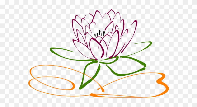 Lotus Clipart Vector Free Lotus Flower Clipart Free Transparent