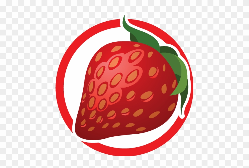 Pick Your Own Strawberries - Perfect Strawberry Transparent Background #95337