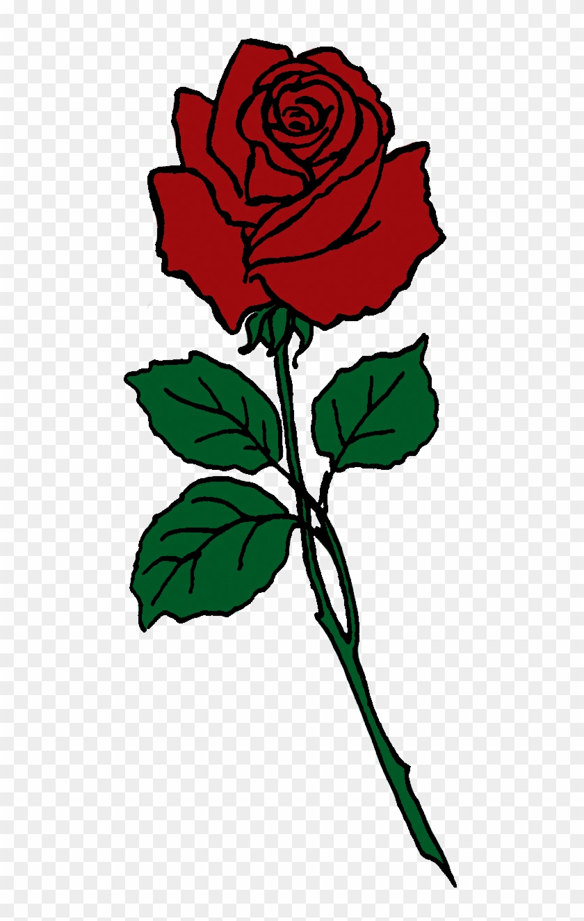 Rose Graphics Free Download Clip Art Free Clip Art - Embroided Rose Lock Screens #95384