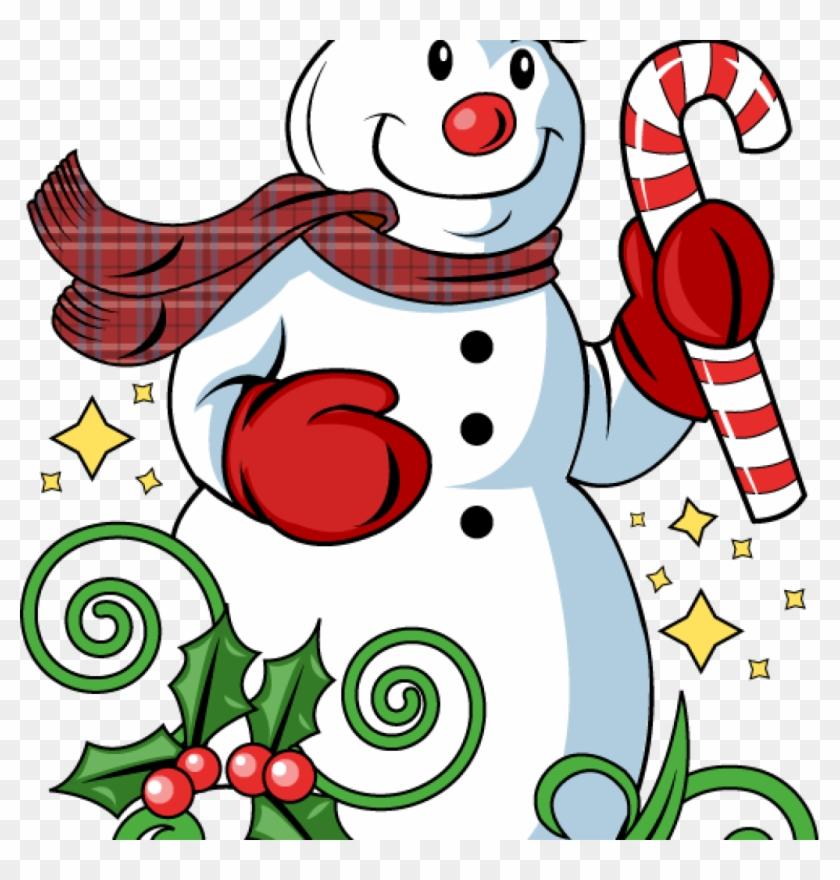 Snowman Clipart Free Holiday Snowman Clip Art Free - Umfassendes Baby-weihnachten Babydecke #95467
