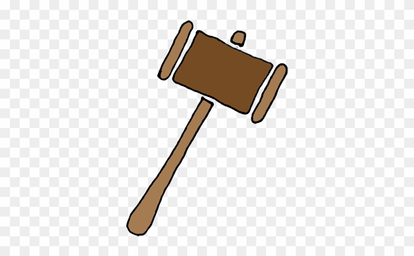 Gavel Court Mallet Clipart Clipart Kid - Gavel Clip #95618