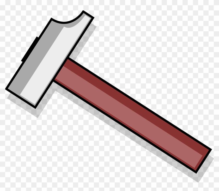 Free Hammer - Blacksmith Hammer Clip Art #95644