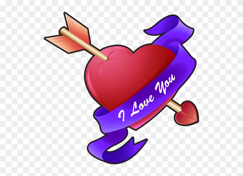 Free Clip Art - Love You So Much #95686