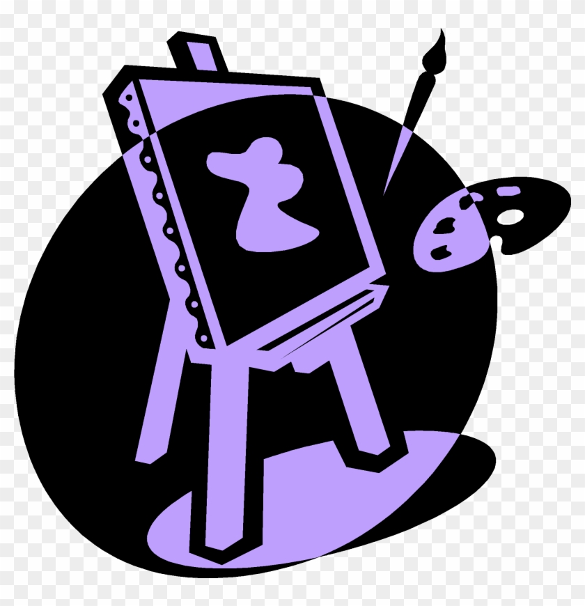 Educated Presenter Elementry Pres - Art Clip Art #95726