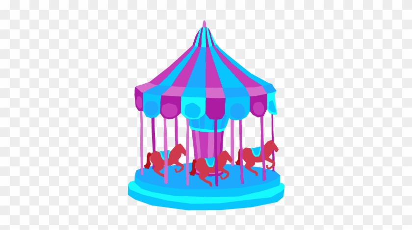 Ride Clipart Fairground Rides Pencil And In Color - Rides Icon Png #95777