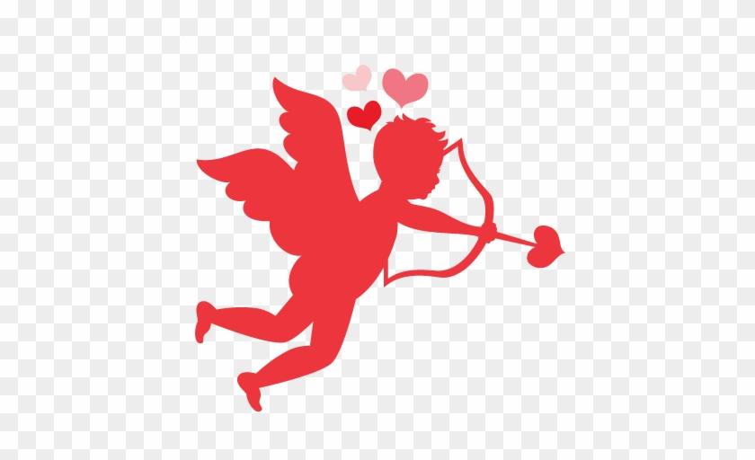 Cupid Valentine Svg Scrapbook Cut File Cute Clipart - Cupid Valentine Svg Scrapbook Cut File Cute Clipart #95825