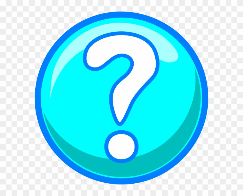 Image Result For House Clip Art Image Result For Question - Blue Question Mark Clip Art #95847