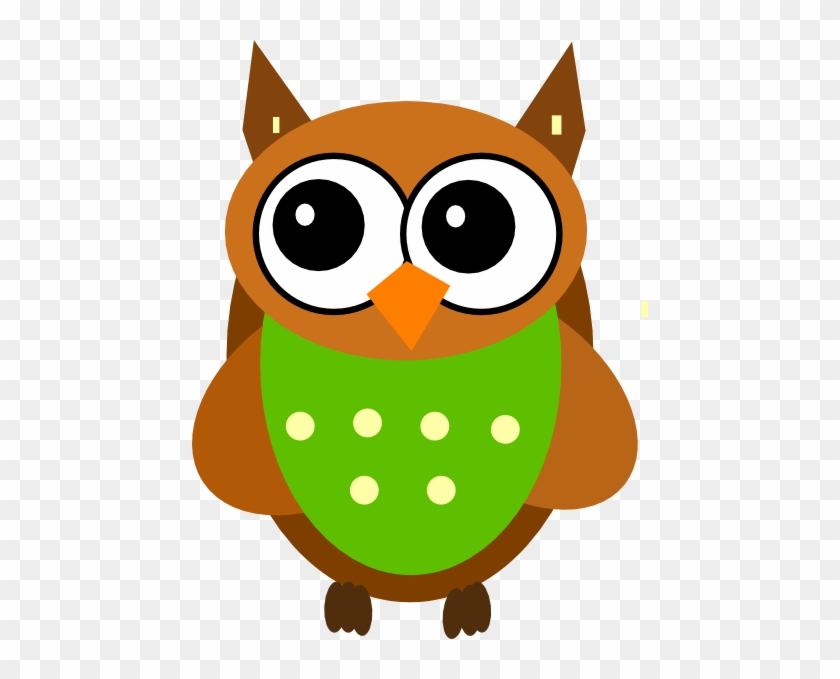Cartoon Picture Of Owl Cliparts - Cartoon Picture Of Owls #95936